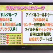 【悲報】文春砲 乃木坂46西野七瀬がディレクターお持ち帰り&お泊りデート!!!